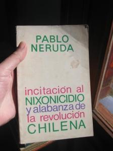 incitacion al Nicxoncidio y alabanza de la revolucion Chilena, Pablo Neruda, Quimantu