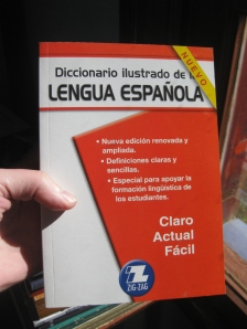 Lengua Espanola, Diccionario