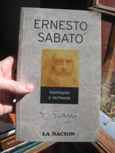 Apologias y Rechazos, Ernesto Sabato, La Nacion