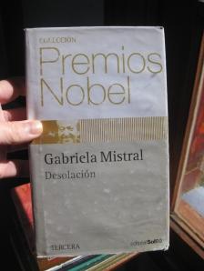 Desolacion, Gabriela Mistral, Collecion Premios Nobel