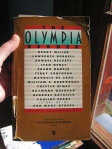 Olympia Reader, Maurice Girodias
