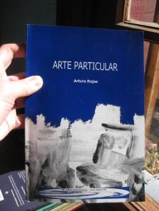 Arte Particular, Arturo Rojas