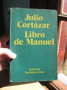 Julio Cortazar, Libro de Manuel