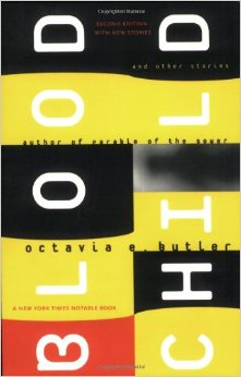 Book Cover, Bloodchild and Other Stories by Octavia Butler
